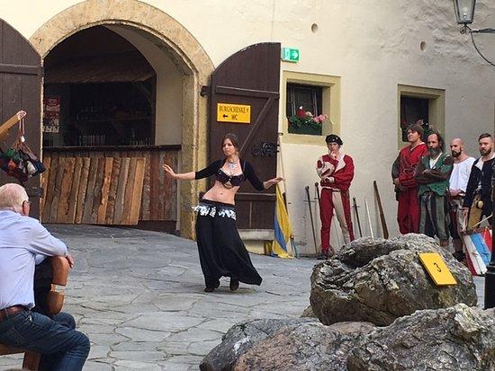 Mauterndorf, Αυστρία: Show