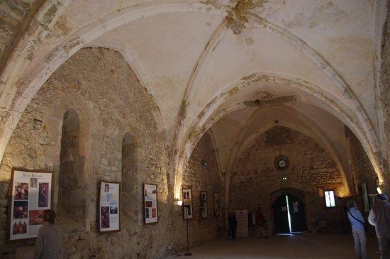 Saint-Martin-le-Vieil, Frankrijk: La salle à manger