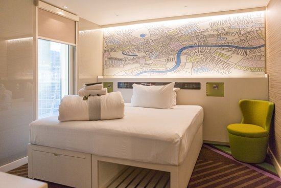 Hub By Premier Inn London Tower Bridge Ger Room
