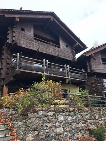 Les Houches, ฝรั่งเศส: Chalet ADELE