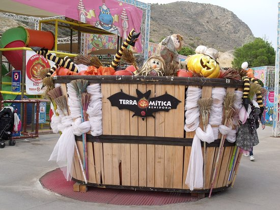 Terra Mítica: Halloween time