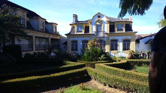 Azeitao, Portugal: Casa grande da Quinta José Maria da Fonseca
