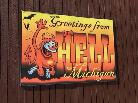 Hell MI Picture of Hell Michigan TripAdvisor
