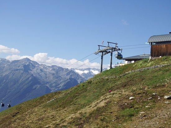 Bramberg am Wildkogel, Austria: Piękny krajobraz
