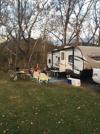 North Fork Resort Association Front Royal Campground