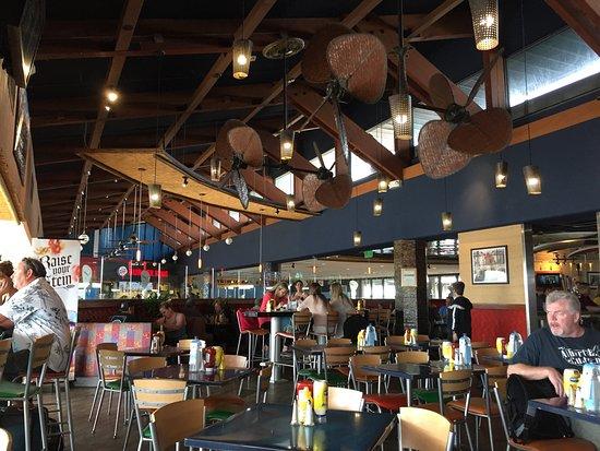 Sammy S Beach Bar Grill Tables