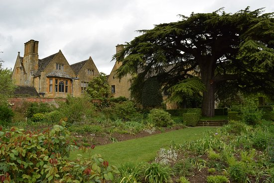 Chipping Campden, UK: Hidcote grounds