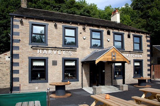 Harveys Bar And Kitchen Huddersfield