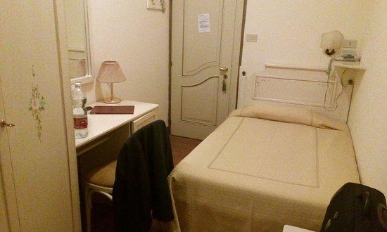 Hotel Terme Patria: dimensoni della stanza lillipuziane