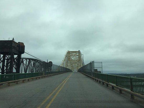 Sault Ste. Marie, MI: Sault Ste Marie International Bridge
