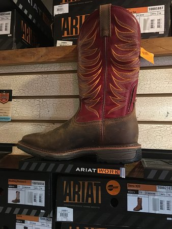 Cowboy Boots Modern