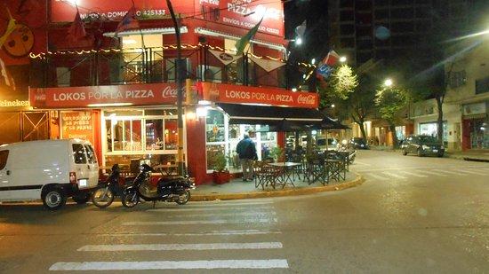 Salto, Argentina: Locos Por la Pizza y la Pasta