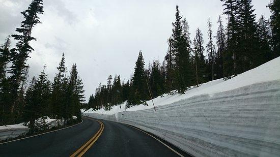 Peak to Peak Scenic Byway: en route vers le sommet