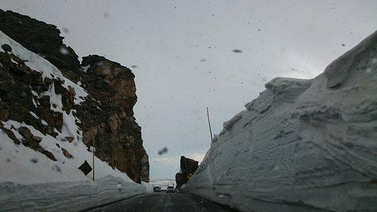 Peak to Peak Scenic Byway: à proximité du sommet