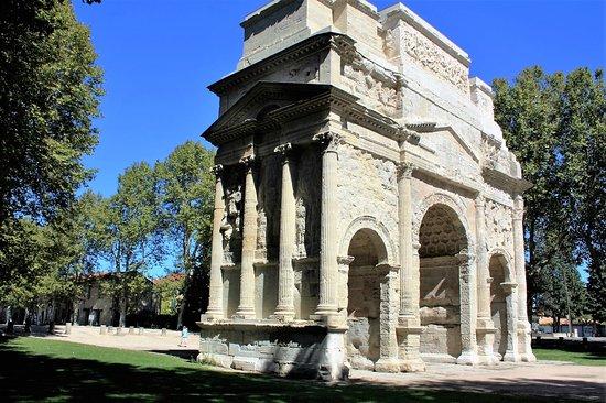 Orange, France: Goed bewaard overblijfsel van een verdwenen cultuur.