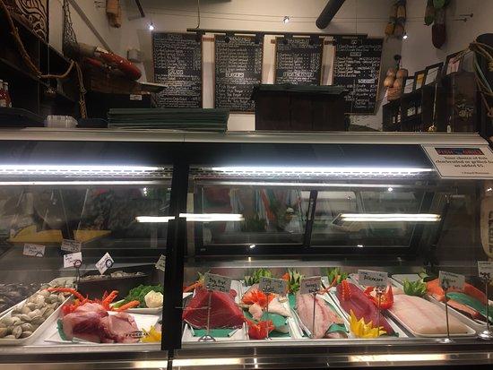 Goleta, Kalifornien: Fresh, Fresh Fish