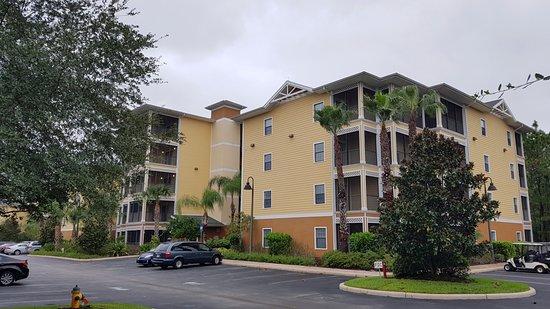 Caribe Cove Resort Orlando: Vista dos Apartamentos