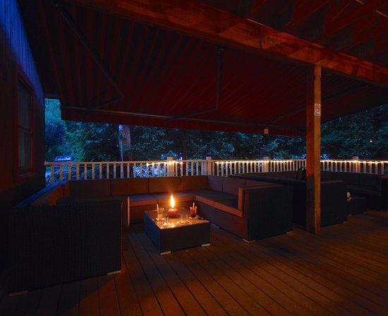 Backyard Deck Bars