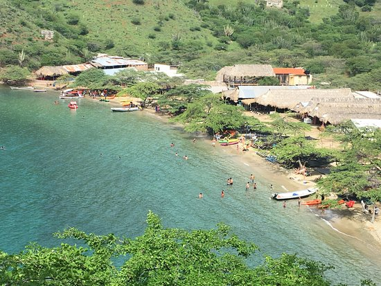 Hotel Casa D'mer Taganga: Muy cerca del Hotel