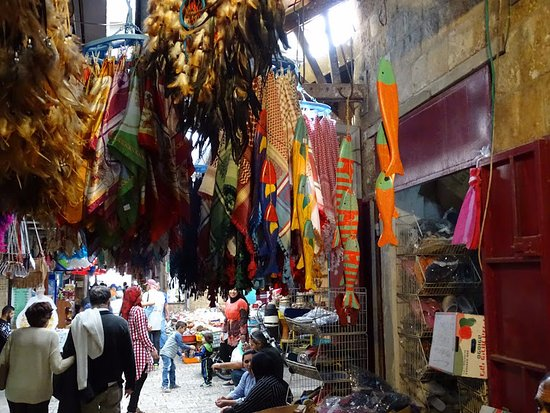 The Acre Turkish Bazaar