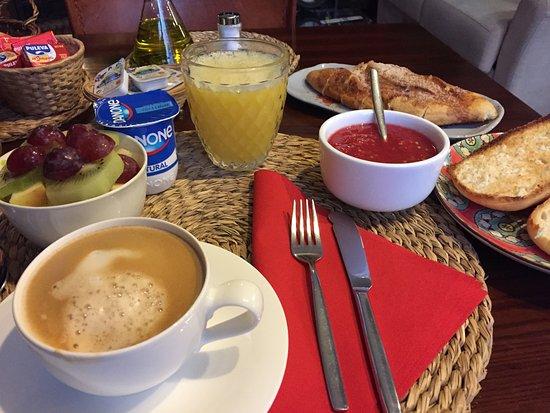 Solar Montes Claros: Daily breakfast