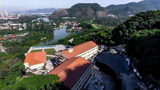 Hotel Serramar: Vista privilegiada das Lagoas da Tijuca