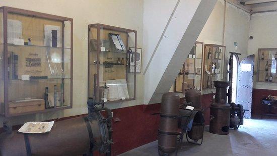 Binissalem, İspanya: Historia de la bodega.