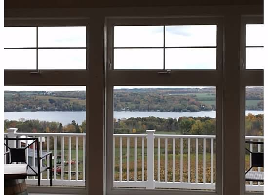 Keuka Park, NY: Vineyard Views