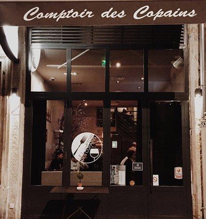 Le comptoir des copains lyon omd men om restauranger - Comptoir lyonnais d electricite catalogue ...