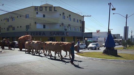 Hotel Terra Santa