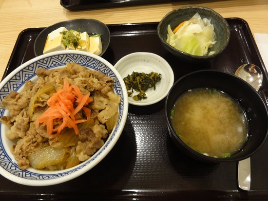 yoshinoya narita international airport no 2 terminal honkan c a a a a