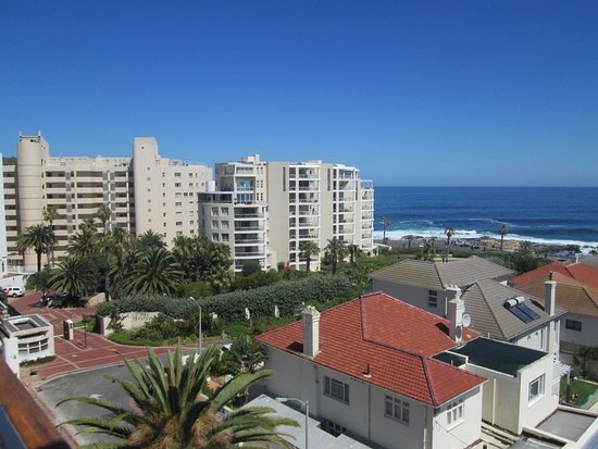 Bantry Bay, Sudáfrica: View from Balcony