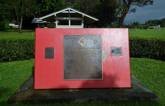 4th Marine Division Memorial Park
