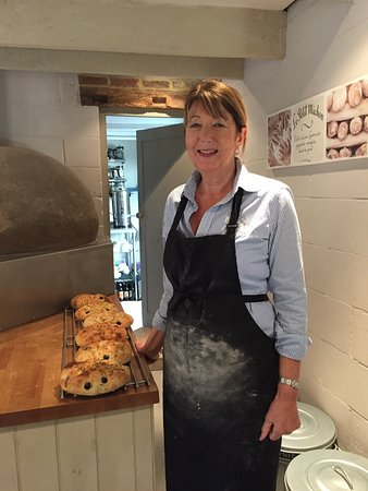 Ashurst, UK: Great day spent in the bread making course today. Thank you shelagh Wadman 👍
