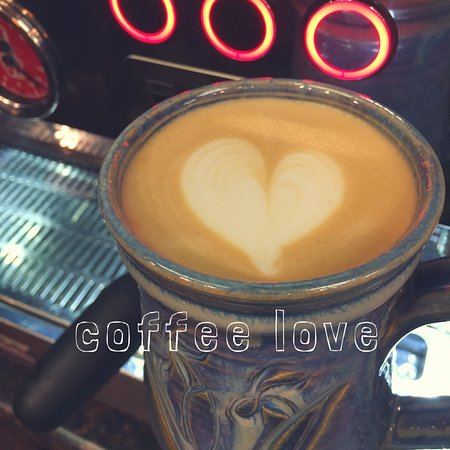 Chocolaterie Stam : Coffee made with love