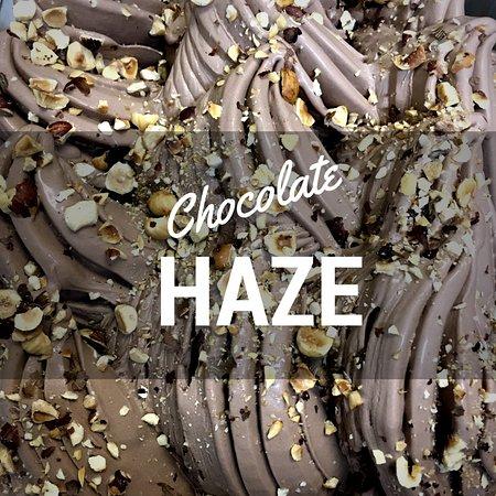 Chocolaterie Stam : Chocolate Hazelnut gelato