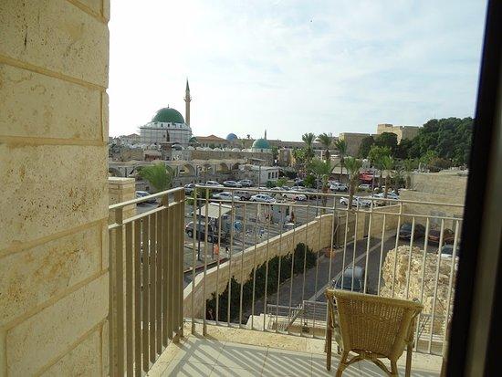 vue a partir du balcon