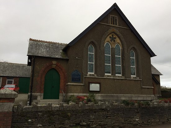 ‪Menheniot Methodist Chapel‬