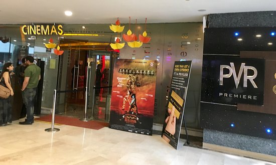 ‪PVR Cinemas‬