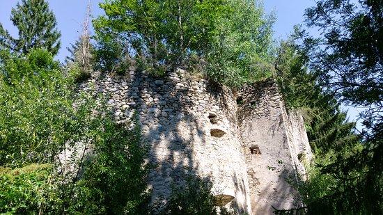 Bad Sankt Leonhard im Lavanttal, Austria: Ruine