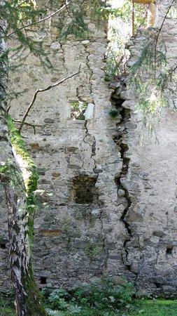 Ruine Painburg: Ruine