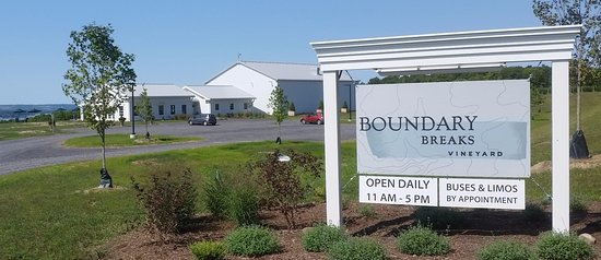 Boundary Breaks Winery