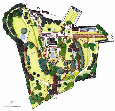La villa nel parco comunale foto di parco comunale di for Piantina della piscina