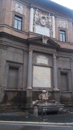 Fontana di Papa Giulio III