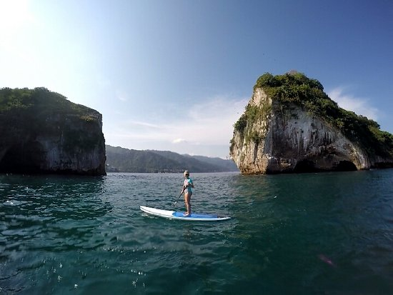 Paddle Zone: Experience an excursion adventure to Los Arcos National Marine Park