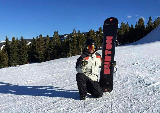 Copper Mountain Ski Area: Copper mountain!!