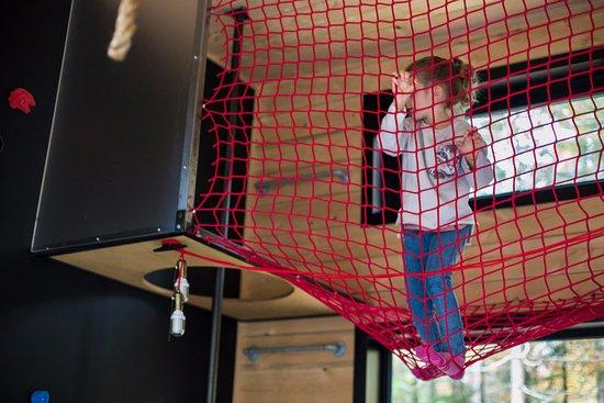 Eastman, Canadá: L'expérience Zoobox... filets pour les plus jeunes!