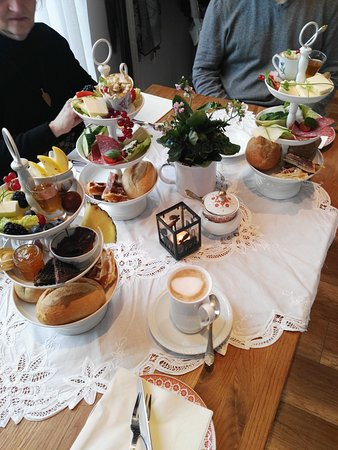 Ludwigsfelde, Germania: Anne's Cafe