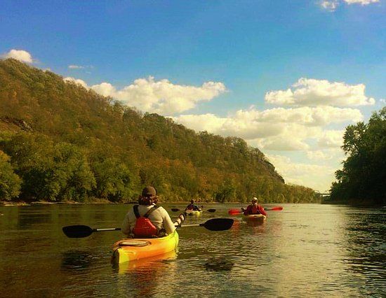 Brunswick, MD: Fall into Fun on the Potomac River