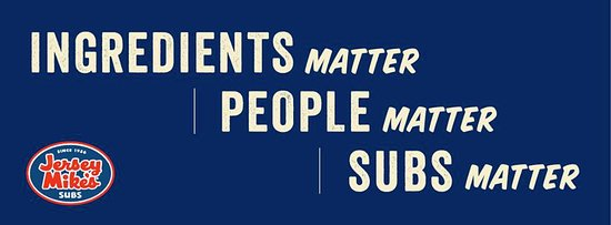 Cookeville, Tennessee: Ingredients Matter! People Matter! Subs Matter! - Jersey Mike's